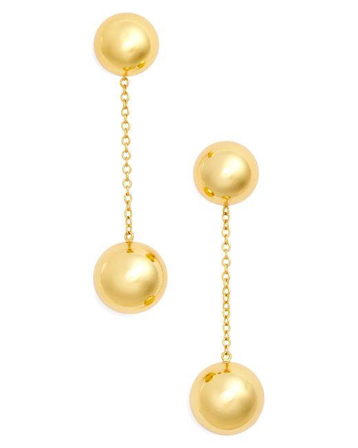 Gorjana - Metallic Newport Drop Earrings - Lyst