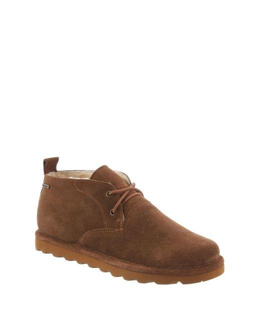 BEARPAW - Brown Spencer Ii Winter Boots for Men - Lyst