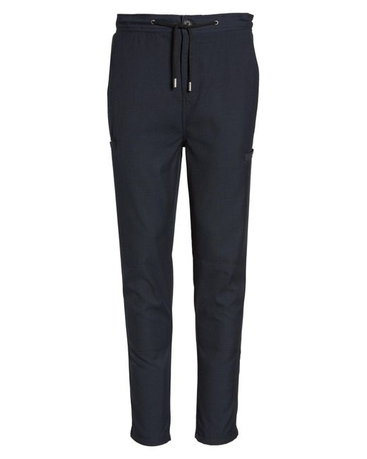 Native Youth - Blue Haycroft Trousers for Men - Lyst