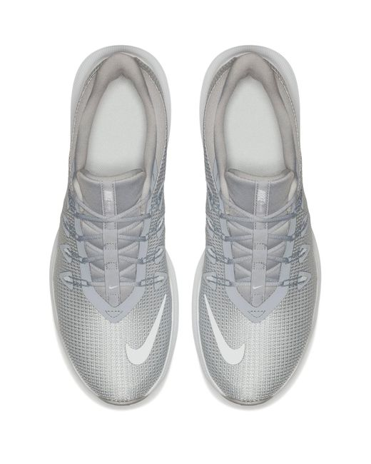 10d9c816136 ... Nike - White Quest Running Shoe for Men - Lyst ...