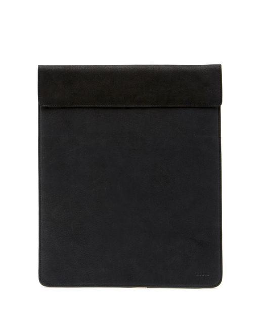 "Lodis | Black Large Leather Tablet Sleeve 12.9"" | Lyst"