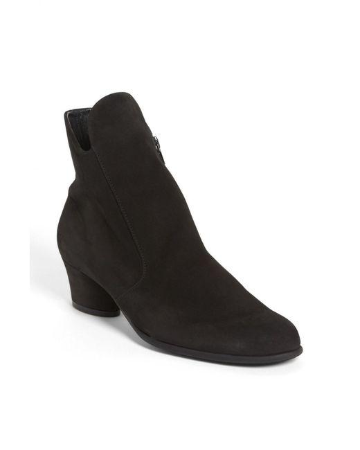 Arche | Black 'musaca' Boot | Lyst