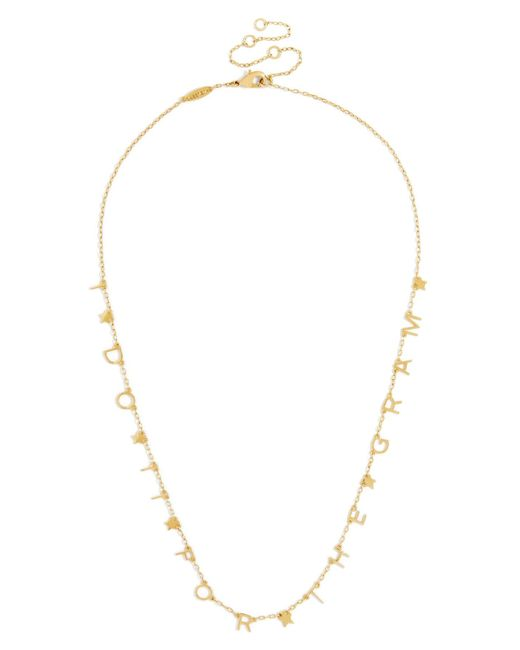 BaubleBar - Metallic Hashtag Truth Everyday Fine Necklace - Lyst