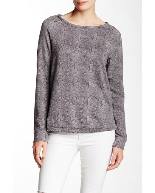 Soft Joie | Multicolor Annora B Long Sleeve Sweatshirt | Lyst