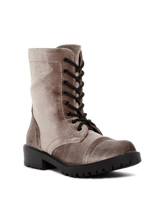 Madden Girl | Brown Rex Boot | Lyst