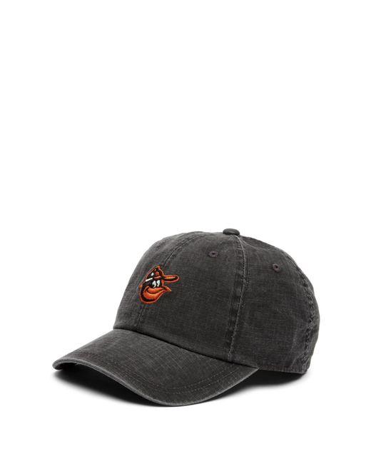 American Needle - Black United Baltimore Orioles Baseball Cap for Men - Lyst