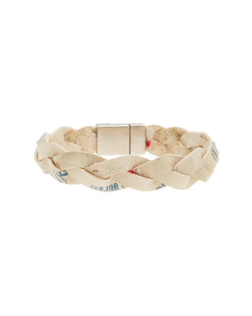 Tommy Bahama - Multicolor Officially Licensed Mlb(tm) Woven Bracelet for Men - Lyst