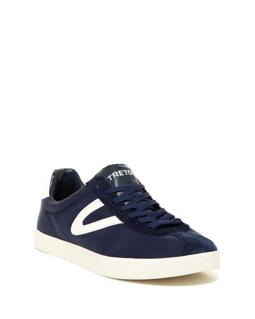 Tretorn | Blue Camden 4 Sneaker for Men | Lyst