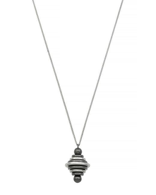 Botkier | Metallic Beehive Pendant Necklace | Lyst
