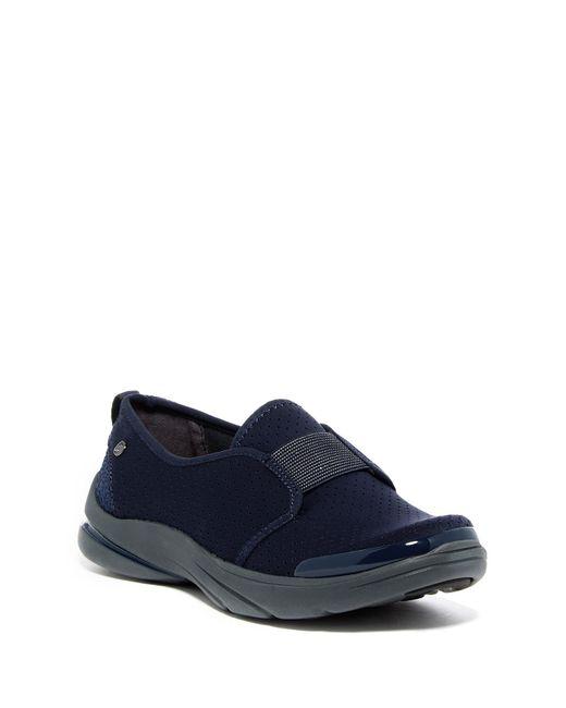 Bzees | Blue Lovebug Slip-on Sneaker - Wide Width Available | Lyst
