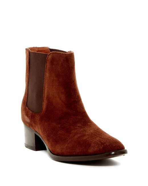 Frye | Brown Dara Chelsea Boot | Lyst