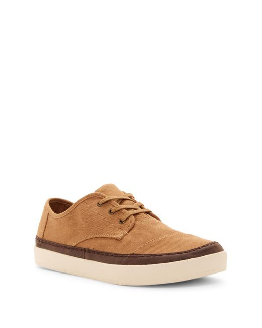 TOMS | Brown Paseo Sneaker for Men | Lyst