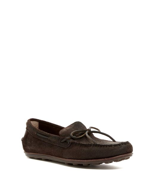 Frye | Brown Harris Tie Loafer for Men | Lyst
