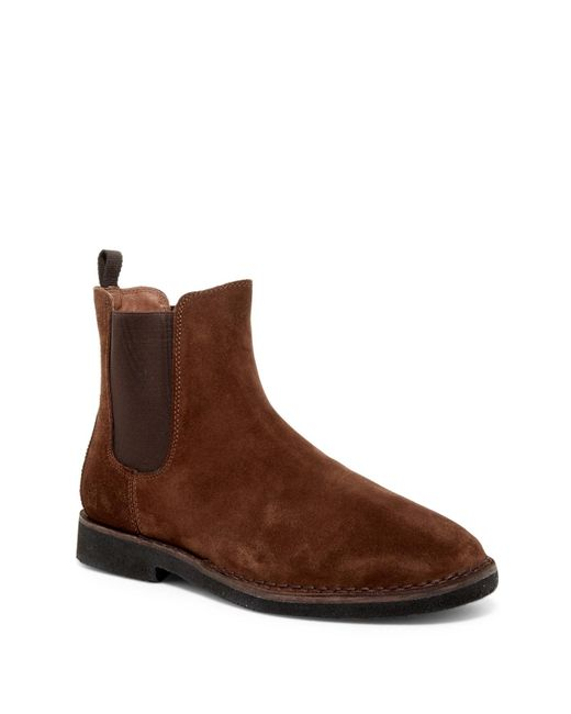 Frye | Brown Arden Chelsea Boot for Men | Lyst