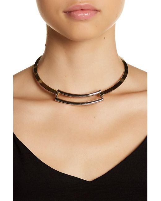 House of Harlow 1960 | Metallic Coronado Statement Necklace | Lyst