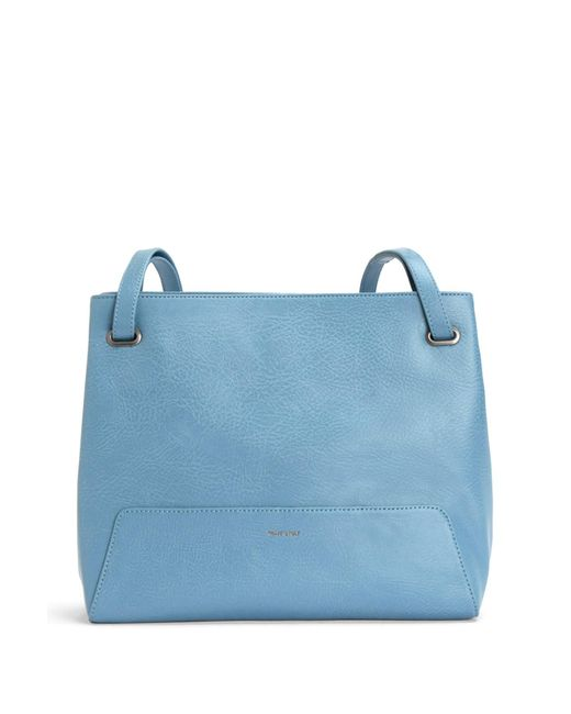 Matt & Nat - Blue Berlin Vegan Crossbody Bag - Lyst
