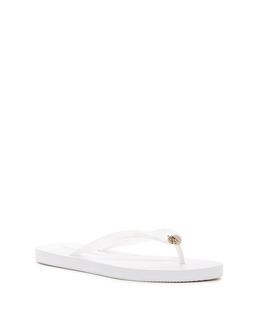 Tommy Bahama - White Whykiki Solid Flip-flop - Lyst