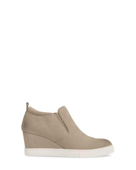15deb070275 Caslon (r) Aiden Wedge Sneaker (women) in Brown - Save 2% - Lyst