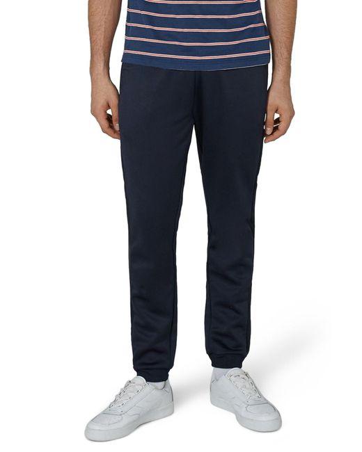 Topman - Blue Track Sweatpants for Men - Lyst