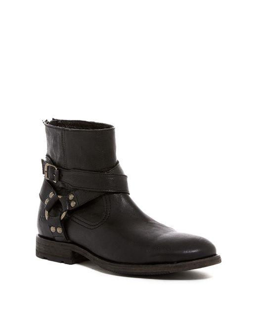 Frye   Black Ethan Harness Boot for Men   Lyst