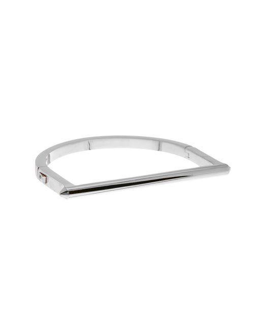Vince Camuto - Metallic D-ring Bracelet - Lyst