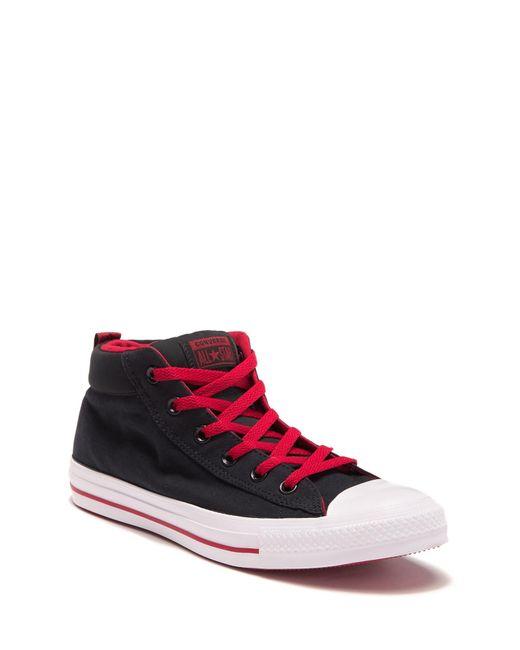05c538dddd46 Converse - Black Chuck Taylor All Star Street Sneaker for Men - Lyst ...