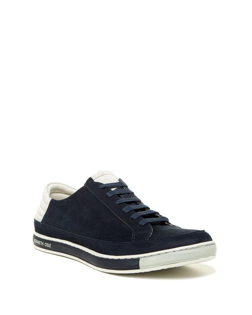 Kenneth Cole   Blue Brand Stand Sneaker for Men   Lyst