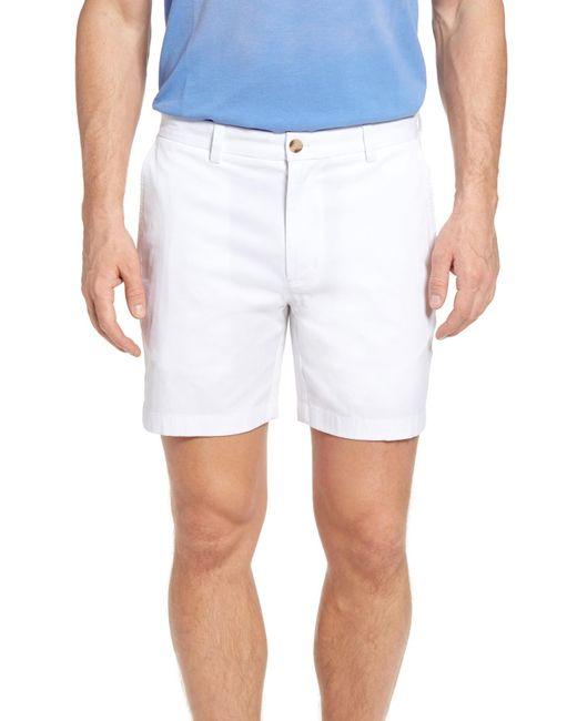 Vineyard Vines | White 7 Inch Breaker Stretch Shorts for Men | Lyst