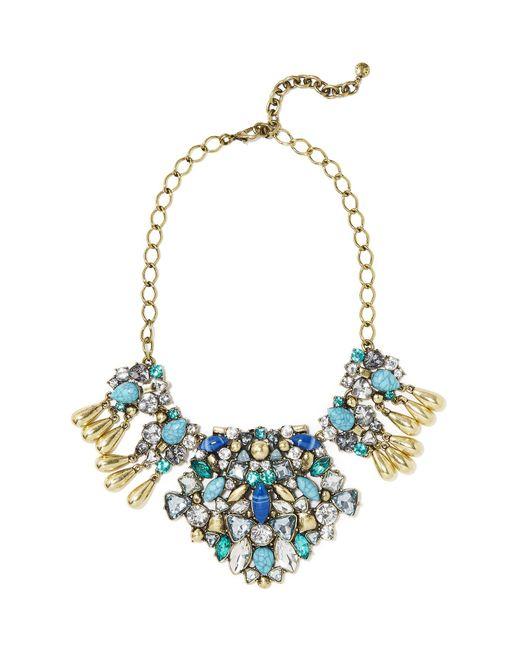 BaubleBar   Blue Azul Statement Necklace   Lyst