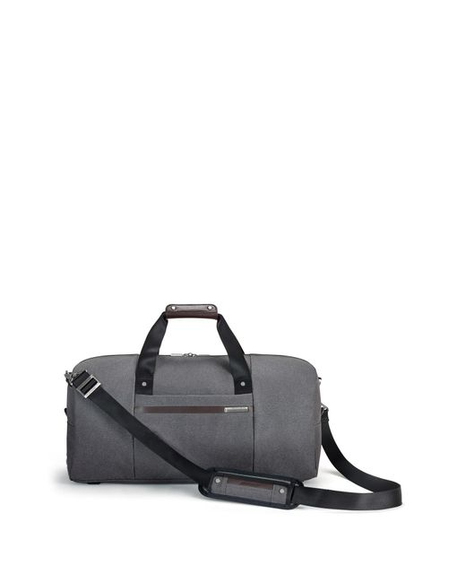 Briggs & Riley - Gray Kinzie Street Simple Duffel Bag for Men - Lyst