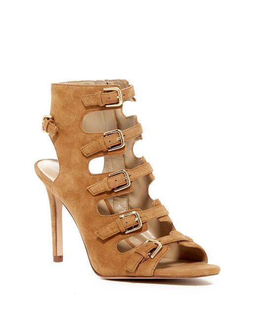 Enzo Angiolini | Brown Florencia High Heel | Lyst