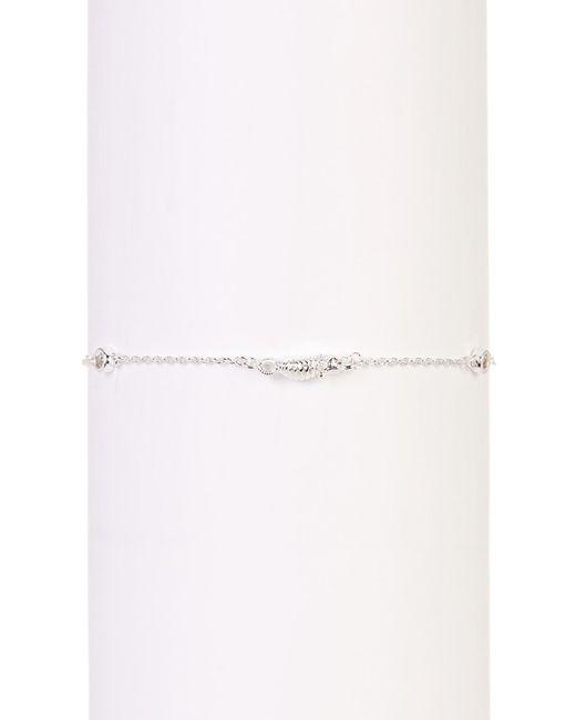Lucky Brand | Gray Seahorse Bracelet | Lyst