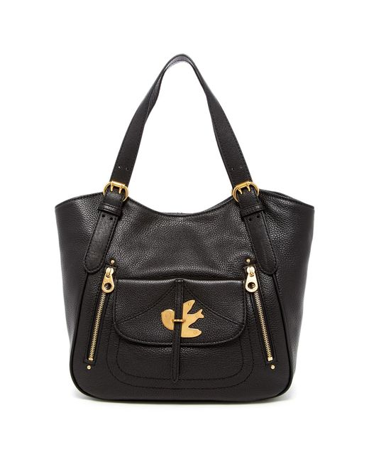 Marc By Marc Jacobs Petal To The Metal Leather Tote In