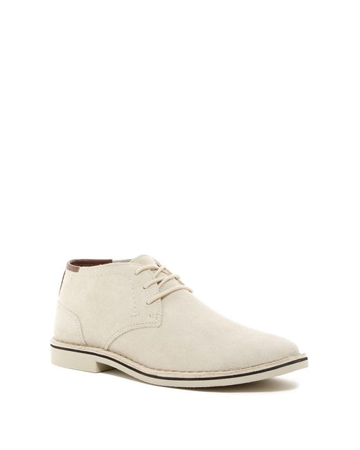 Kenneth Cole Reaction | Natural Chukka Boot for Men | Lyst