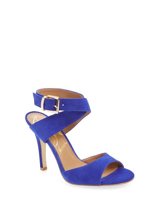 J. Reneé | Blue 'suzanna Too' Ankle Strap Sandal | Lyst