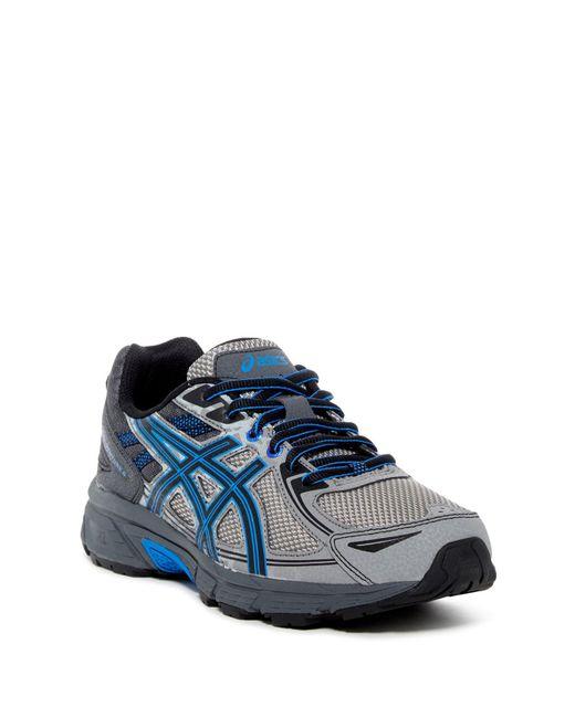 Asics   Blue Gel-venture Running Shoe for Men   Lyst