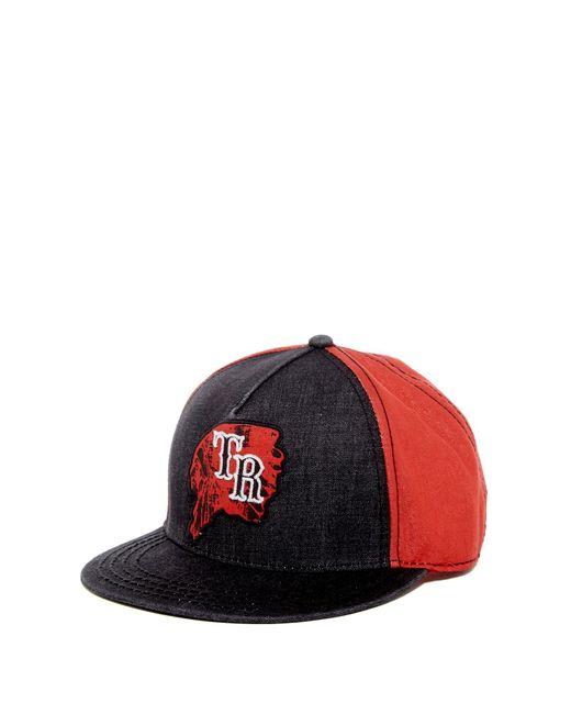 True Religion | Red Indian Head Baseball Cap for Men | Lyst