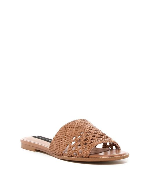 Steven by Steve Madden | Brown Whitnie Sandal | Lyst