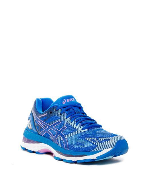 Asics | Blue Gel-nimbus 19 Sneaker for Men | Lyst