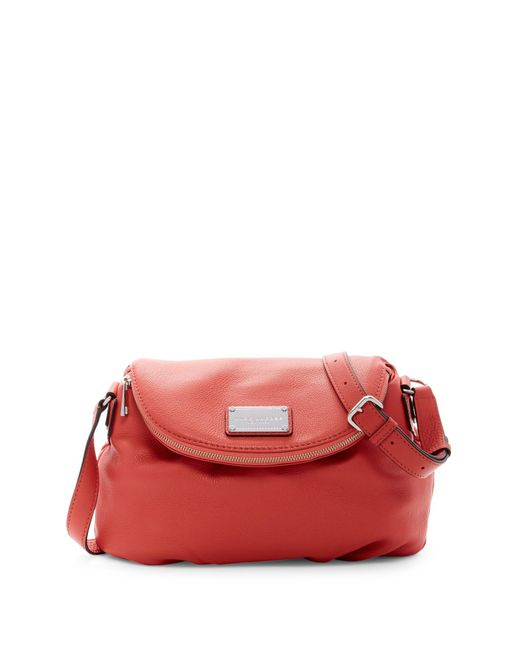 Marc By Marc Jacobs - Multicolor Classic Leather Messenger Bag - Lyst