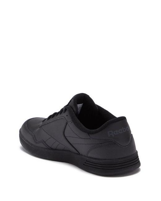 b025938caece ... Reebok - Black Club Memt Wide 4e Sneaker for Men - Lyst ...