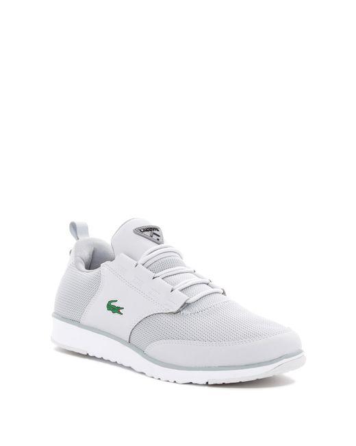 Lacoste   Gray L.ight 217 Spm Sneaker for Men   Lyst