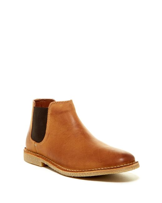 Kenneth Cole Reaction | Brown Design Chelsea Boot for Men | Lyst