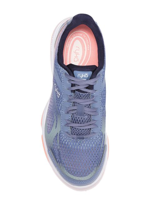 d5fdfca1b40c ... Ryka - Blue Devotion Plus 2 Walking Sneaker - Lyst ...