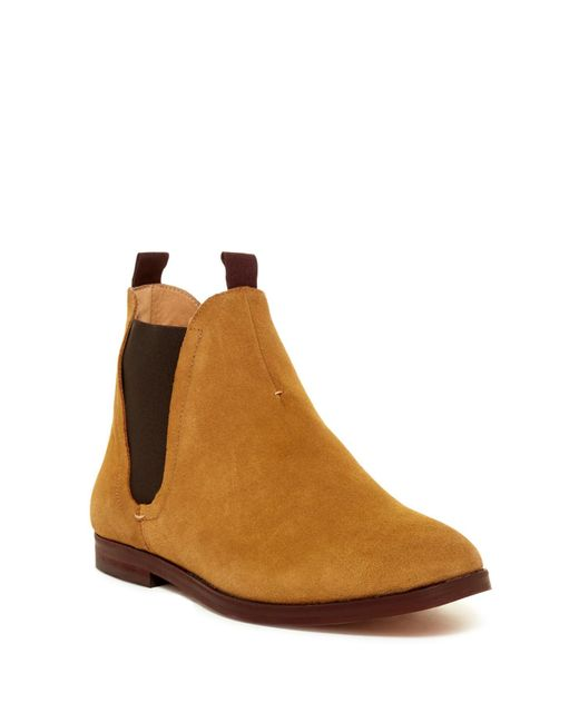 H by Hudson | Brown Tamper Chelsea Boot for Men | Lyst