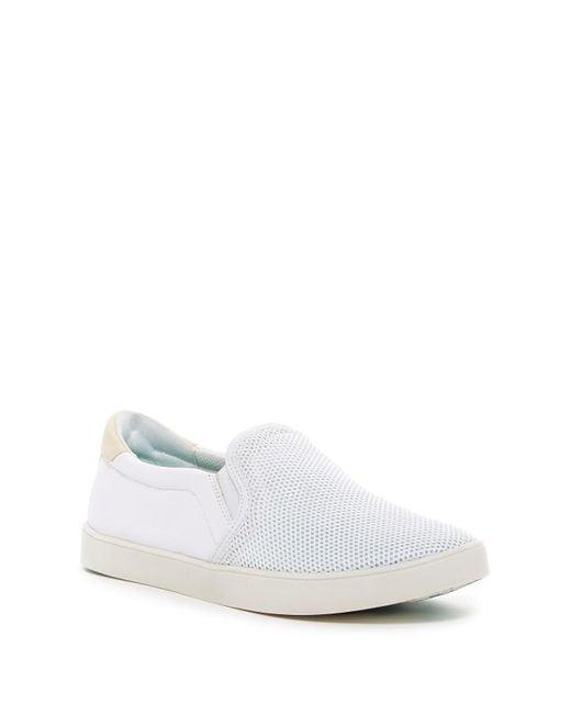 Dr. Scholls - White Madison Slip-on Sneaker - Lyst