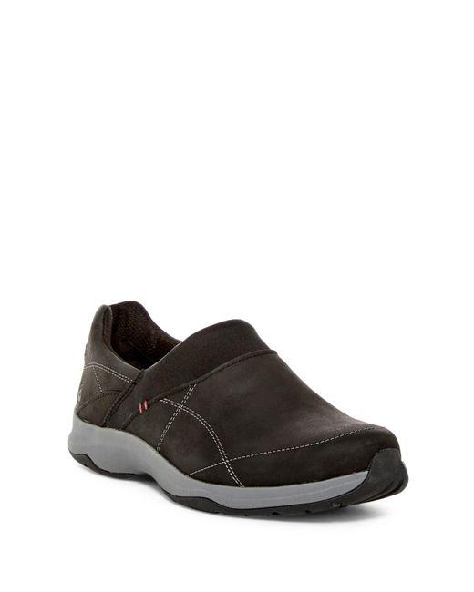 Ahnu - Black Taraval Slip-on Sneaker - Lyst