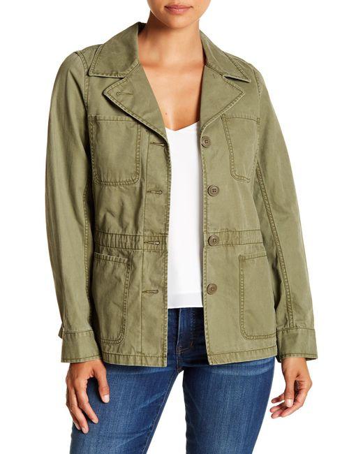 Madewell - Green Field Jacket - Lyst