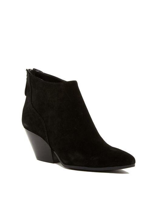 Marc Fisher - Black Ruby Bootie - Lyst