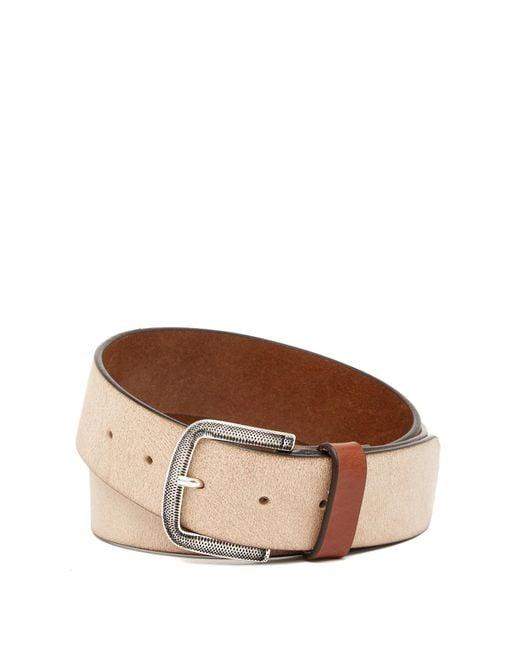 Tommy Bahama - Brown Full Grain Italian Leather 40mm Belt for Men - Lyst